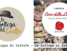 Gruppo di lettura – La Bottega al Covo – Tutto il giallo & co.