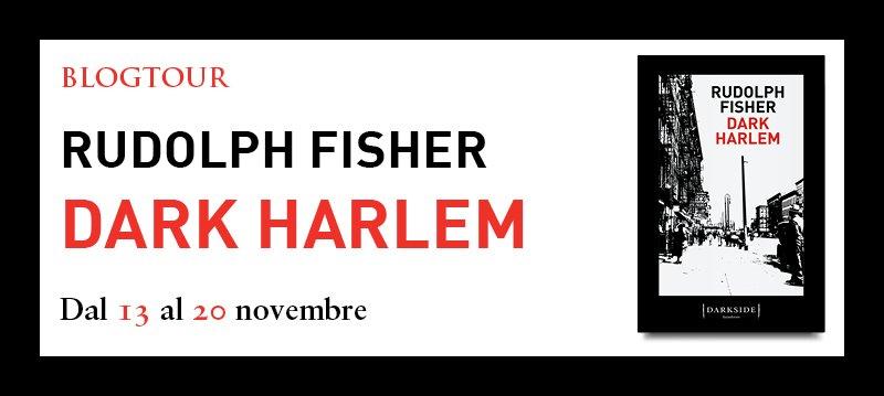 Dark Harlem, presentazione del romanzo ed estratto