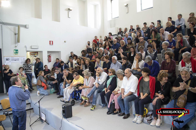 Torna La Sherlockiana, ospiti ed eventi in omaggio a Tecla Dozio