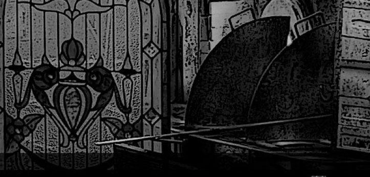 il mistero della vetreria