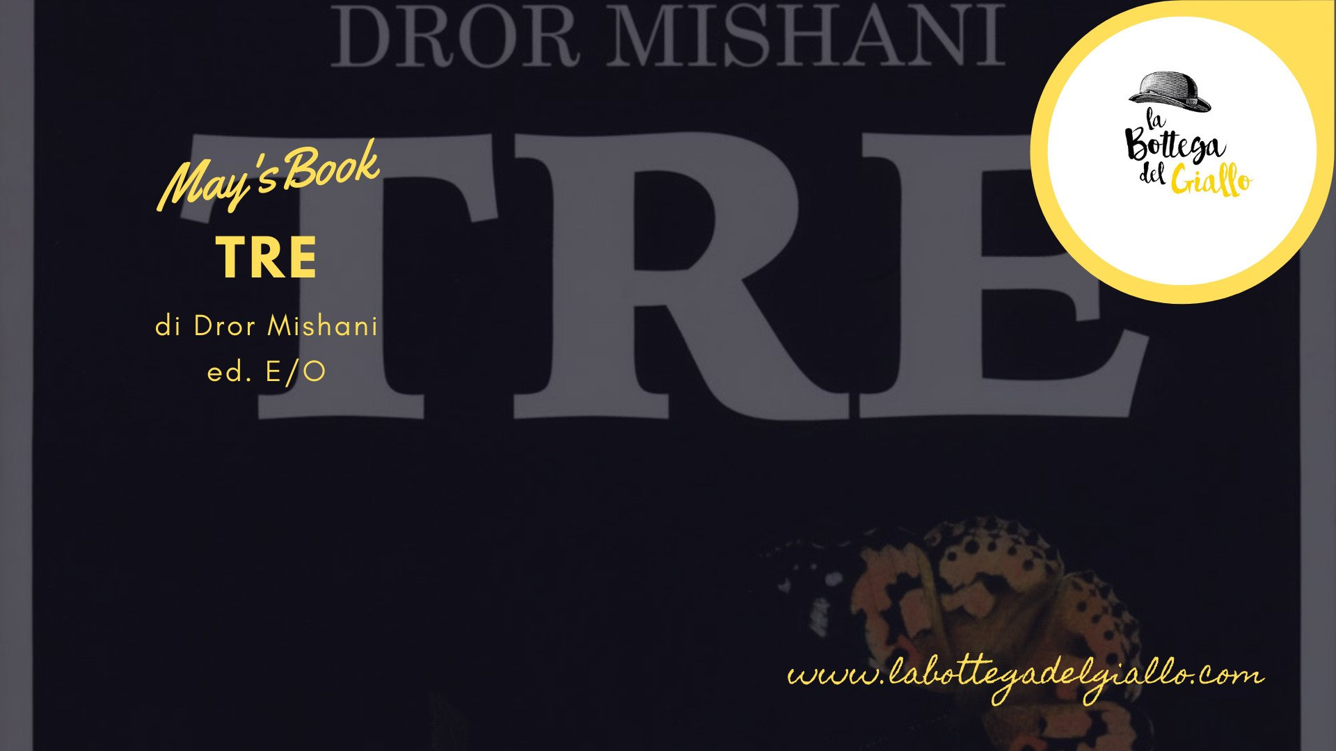 """Tre"" di Dror Mishani"
