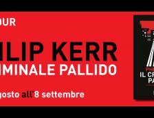 """Presentazione ed estratto de """"Il criminale pallido"""", nuovo romanzo di Philip Kerr"""