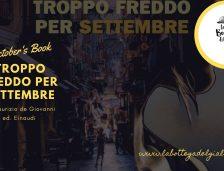 """""""Troppo freddo per settembre"""" di Maurizio de Giovanni"""