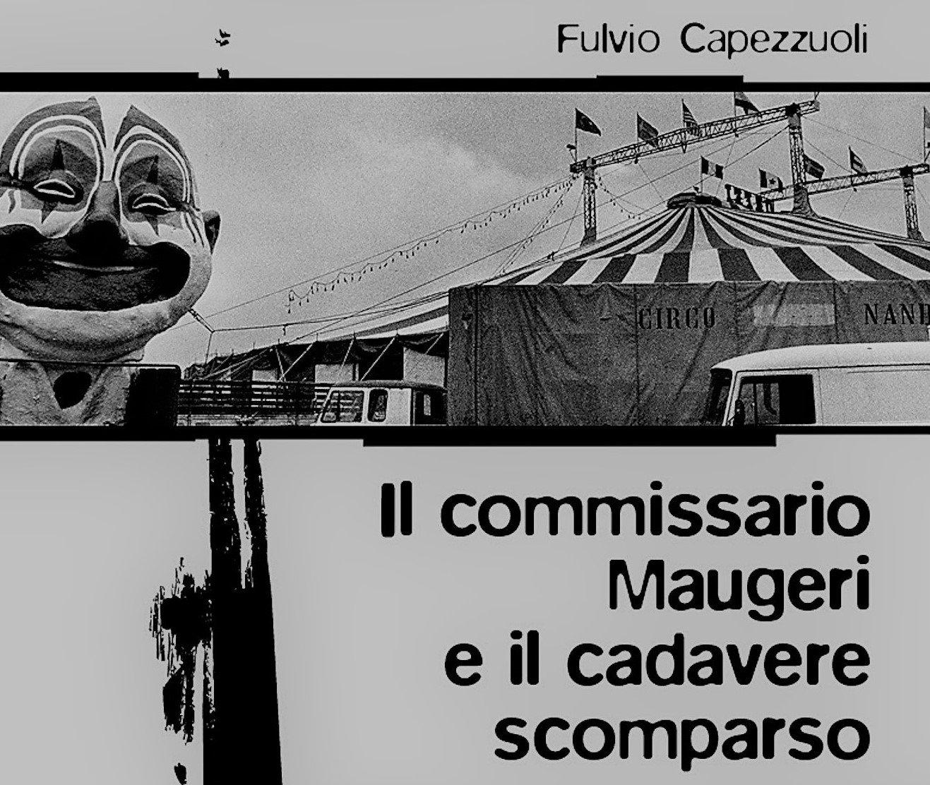 Il commissario Maugeri e il cadavere scomparso