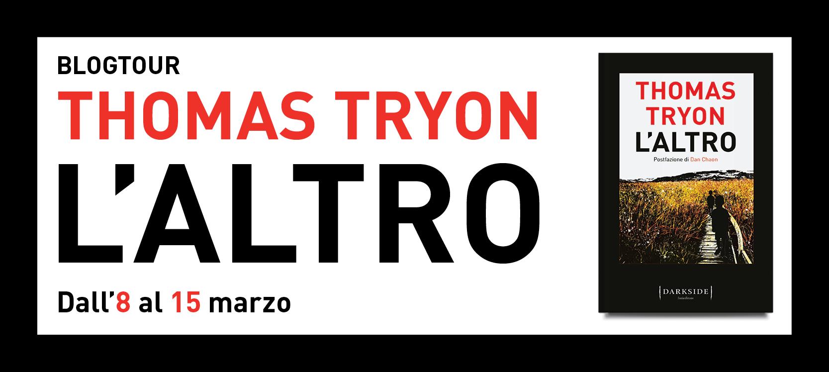 "I 5 motivi per leggere ""L'altro"" di Thomas Tryon"